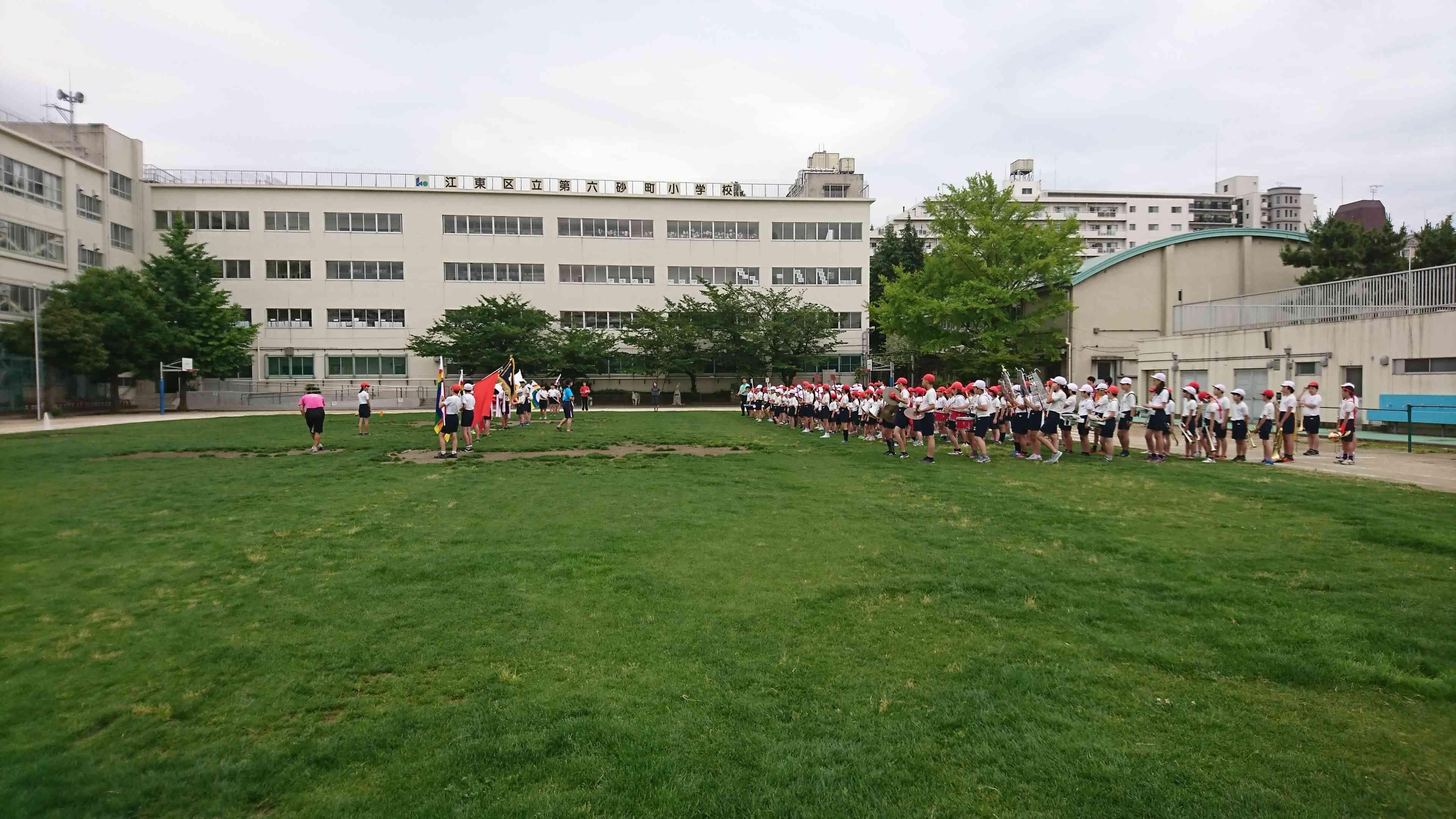 小学校 休校 区 江東